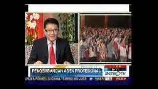Agen Asuransi Profesional , Bp Rinaldi Mudahar