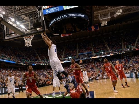Top Plays: Duke- 75, NCSU 67 (ACC Semifinal)