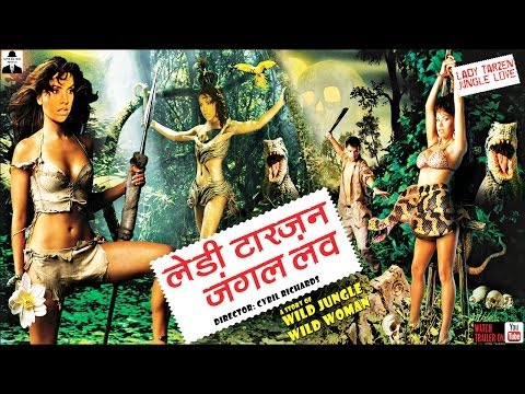 Lady Tarzan Jungle Love - Full Movie Part 5