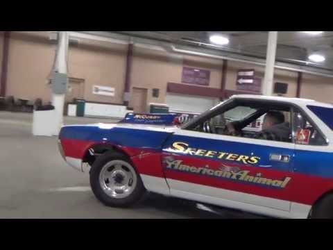 Rubright Racing amx northeast auto show departure 3-24-14
