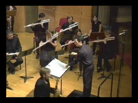 Milhaud – Scaramouche – Maestro Jorge Lisbôa Antunes