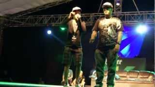 (Beatbox) Thailand K-Battle 2012 Semi Final Mr.T VS Ti