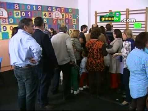 Resultados Elecciones al Parlamento de Andalucía en Gines