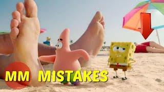 12 Amazing Secret Mistakes In The Spongebob Movie - Sponge Out of Water