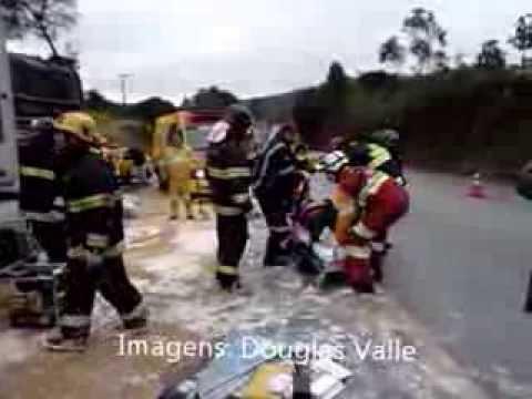 Acidente KM 84 da rodovia Raposo Tavares - Jornal Ipanema