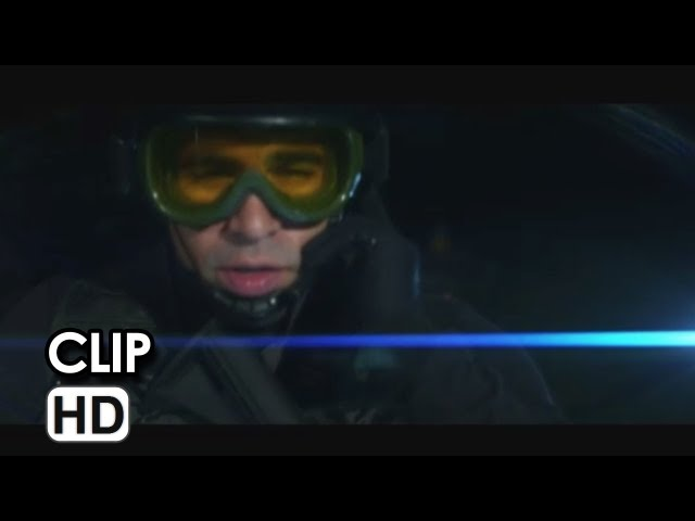"Alien Uprising Clip - ""Go for Entry"" (2013) HD"