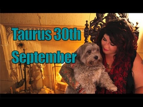 Taurus Weekly Horoscope 30 September 2013 Michele Knight
