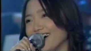 """Charice Sings Live-Popular """"Tagalog"""" Love Song, Hanggang"""
