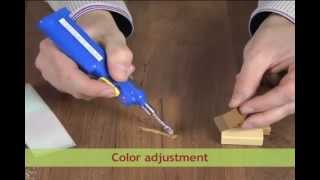 How To Repair A Scratch In Laminate And Wood