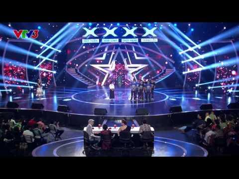 [FULL] Vietnam's Got Talent 2014 - ĐÊM TRÌNH DIỄN & CÔNG BỐ KẾT QUẢ BK 1 - TẬP 11 (07/12/2014)