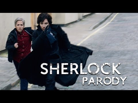 Sherlock Parody by The Hillywood Show,