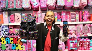 BACK TO SCHOOL SHOPPING! Smiggle School Supplies | Toys AndMe Haul