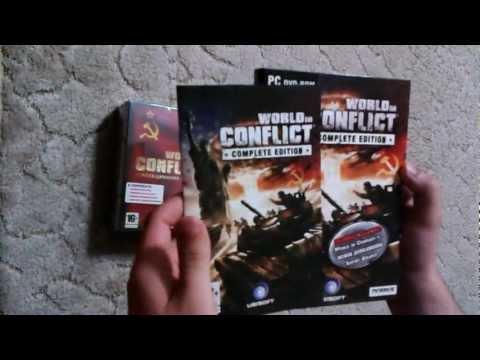 Видео обзор коллекционного издания World in Conflict