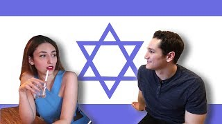 You Know You are Dating an ISRAELI Woman When...