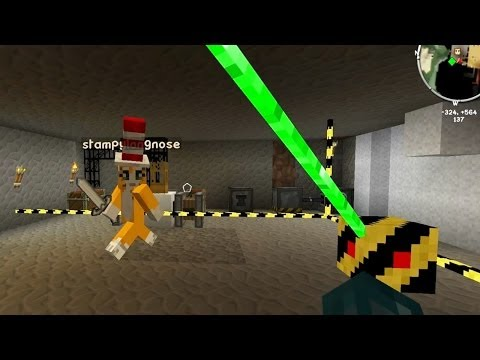 Minecraft - Race To The Moon - Quarry! [23]