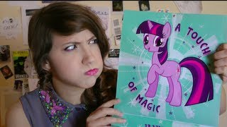 Catie Wayne (Boxxy) Rages over Pony Inequity