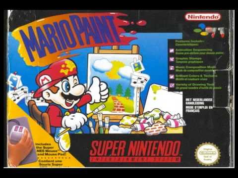 Mario Paint Music - BGM 1