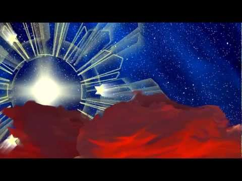 Lupang Hinirang: The Philippine National Anthem Animation for Independence Day 2012