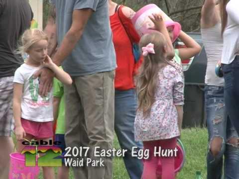 2017 Easter Egg Hunt - Franklin Co. Parks & Rec.
