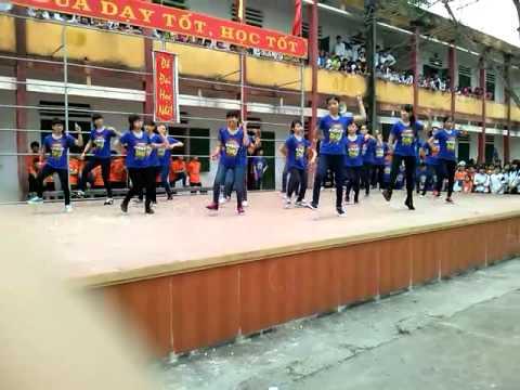 Bài nhảy dân vũ của AK49- Yên Mô A