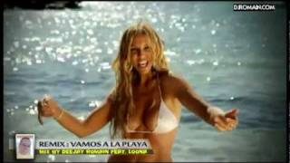 Loona Vamos A La Playa Remix Version Electro 2013 By