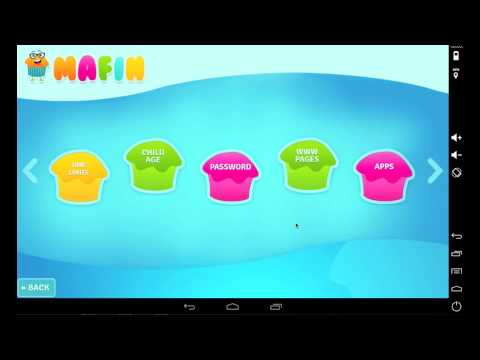 MAFIN - software platform for elementary school education.