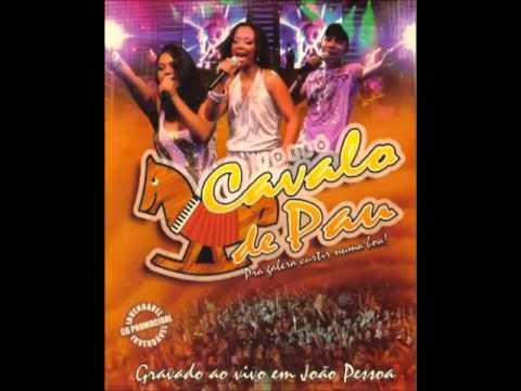 Audio do DVD Cavalo de Pau - João Pessoa - 2008