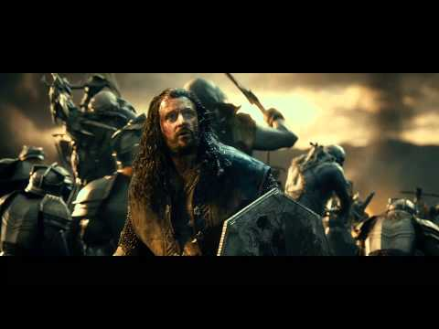 The Hobbit: Thorin Vs Azog First Battle - Full HD Part 1
