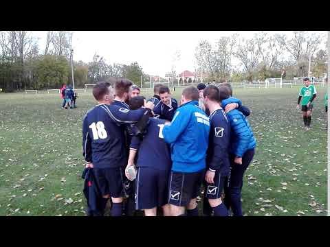 Rábapatona - DAC 2:5 - Győztes csapatkiáltás (2017/10/29)