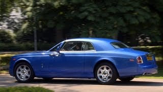 Rolls-Royce Phantom Coupé road test (English subtitled)