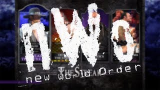 WWE 2K14 NWo Vs The Streak (Undertaker Defeat The Streak