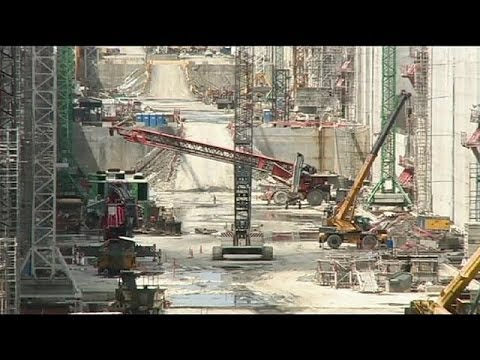 أزمة مشروع توسيع قناة باناما تشق طريقها نحو الانفراج