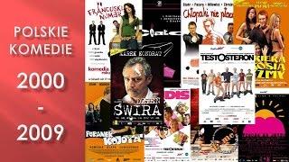 TOP 10- Najlepsze Polskie Komedie Z Lat 2000-2009