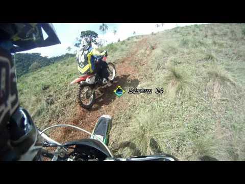 Trilha de moto - LPN - 8º Trilha do Morango 2012 - Estiva - MG.