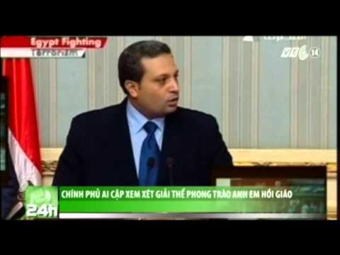 VTC14_Chính phủ Ai Cập xem xét giải thể phong trào anh em Hồi giáo_18.08.2013