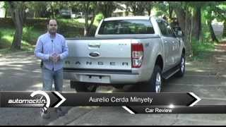 Ford Ranger XLT 4x4 2014 Review Automocion Rd