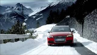 Крутая реклама Audi S3 Sportback 2013