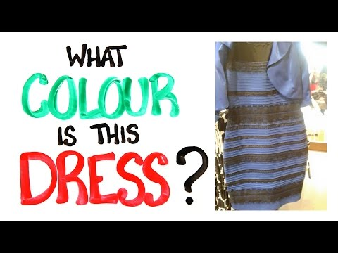 What Colour Is This Dress? (SOLVED with SCIENCE) mp3 indir