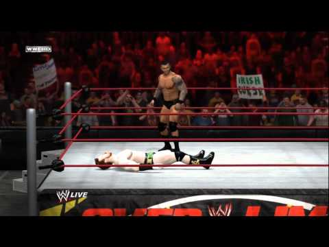 WWE 13 - Match Experience, Gameplay (What I WANT!)