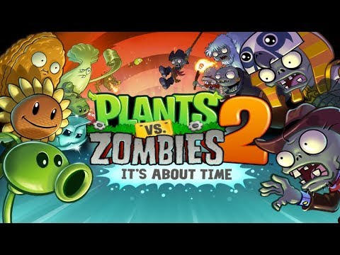 Plants vs Zombies 2 : Day 25 (Ancient Egypt)