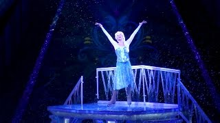 Disney Frozen On Ice Skating Highlights From Debut Show