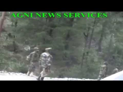 KUPWARA .... TWO TERRORISTS KILLED IN A ENCOUNTER