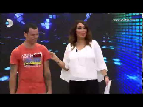 Zuhal Topal'la Cümbür Cemaat Yarışmacı Burç'tan dans show!