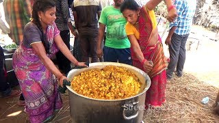 Amazing Cooking Aloo Fry Recipe Prepared 1000 People Hindu Function || Street Food Catalog