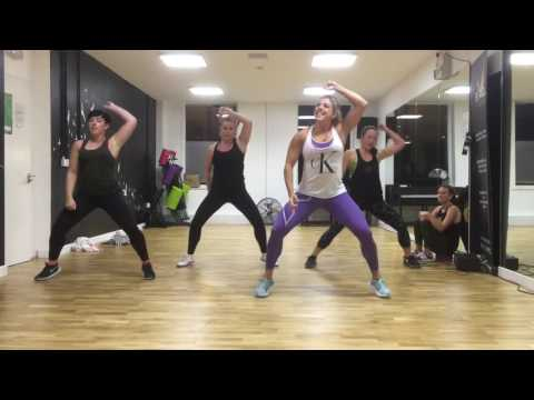 Zumba high impact dance aerobics. 'Daddy' by PSY choreo by TeamYo inspired by P Jammerz