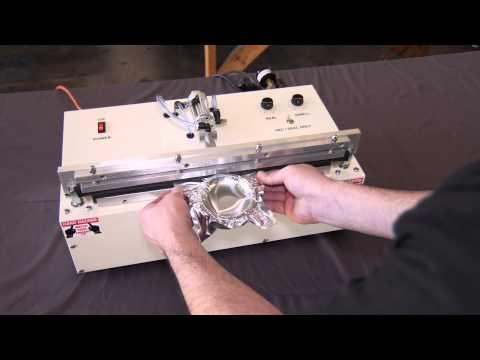 Value Vac - 16'' Vacuum Sealer      $1,545.00