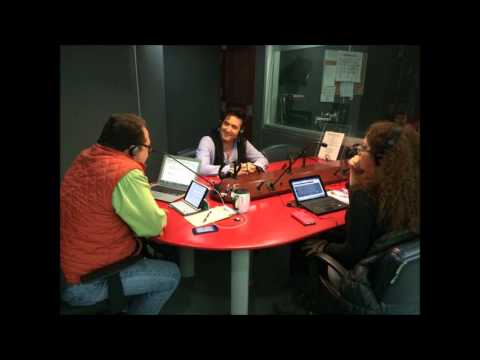 CARLOS MARIN (Il Divo) Interview 21-11-2014