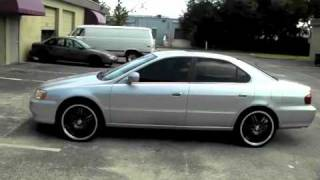 Acura Wheels on Acura 3 2 Tl Rsx Tsw Integra Review Supercharged Hid S Tuner Rims