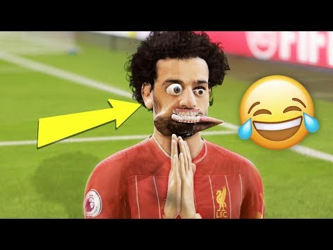 BEST FIFA 20 FAILS - FUNNY MOMENTS #1 (FAILS,GOALS AND SKILLS COMPILATION)