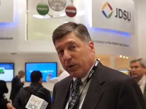 2013 MWC: Smartphones and apps driving JDSU mobility strategy